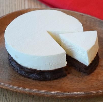 王様のショコラと窯出しチーズケーキ