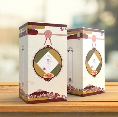 土佐の和タルト『干菓子山〜higashiyama〜』