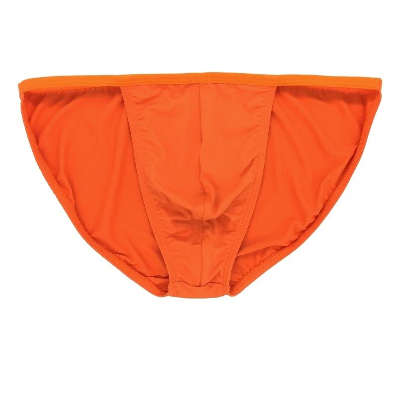 タンガブリーフ 無地オレンジ 402177-401035