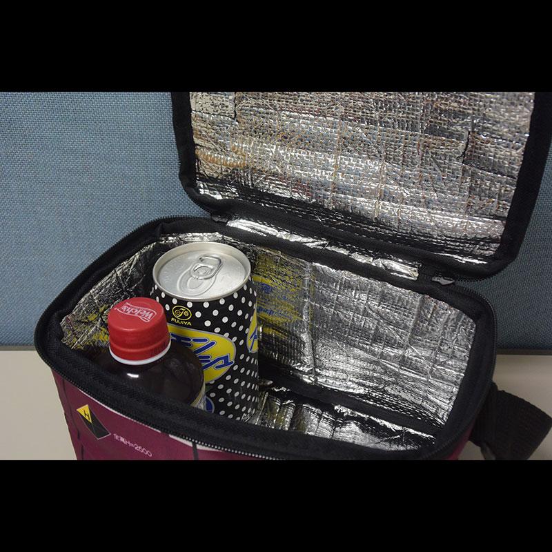 コンテナ型保冷バッグ