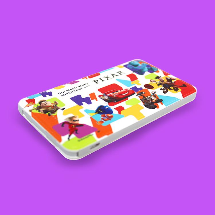 ピクサー/モバイルバッテリー