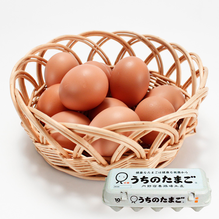 JR九州ファーム 「うちのたまご」 ギフトセット (10個入パック×3)