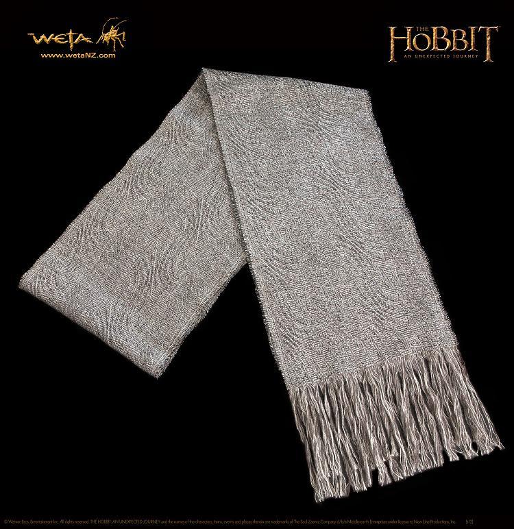 ホビット 思いがけない冒険 ガンダルフのスカーフ レプリカ
