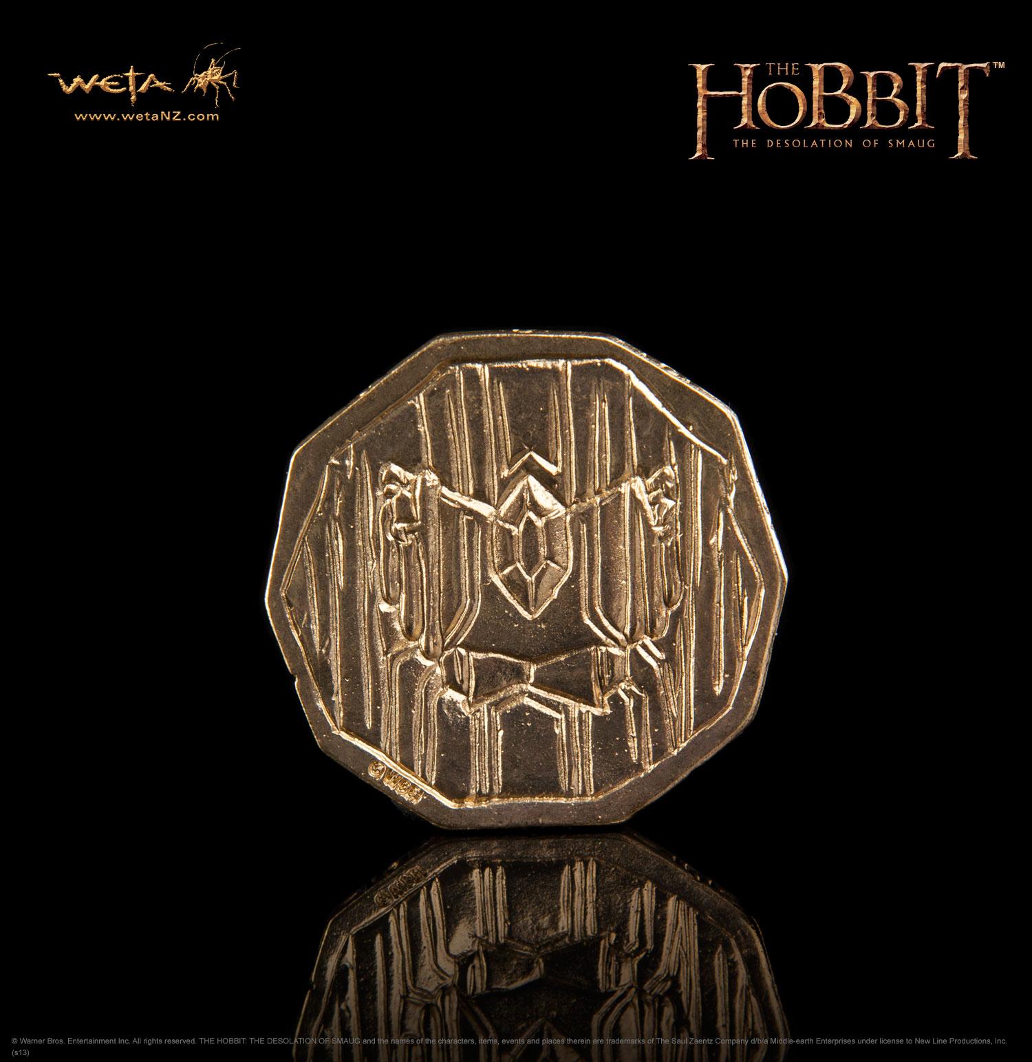ホビット 竜に奪われた王国 スマウグの宝 コイン#2