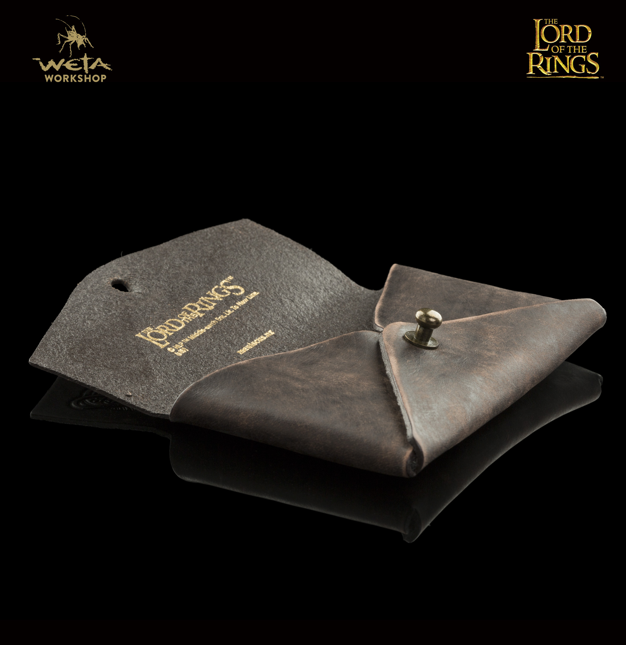 ロード・オブ・ザ・リング ロハンの馬 財布 レザー