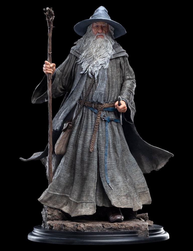 ロード・オブ・ザ・リング 灰色のガンダルフ 放浪者 フィギュア スタチュー GANDALF™ THE GREY PILGRIM