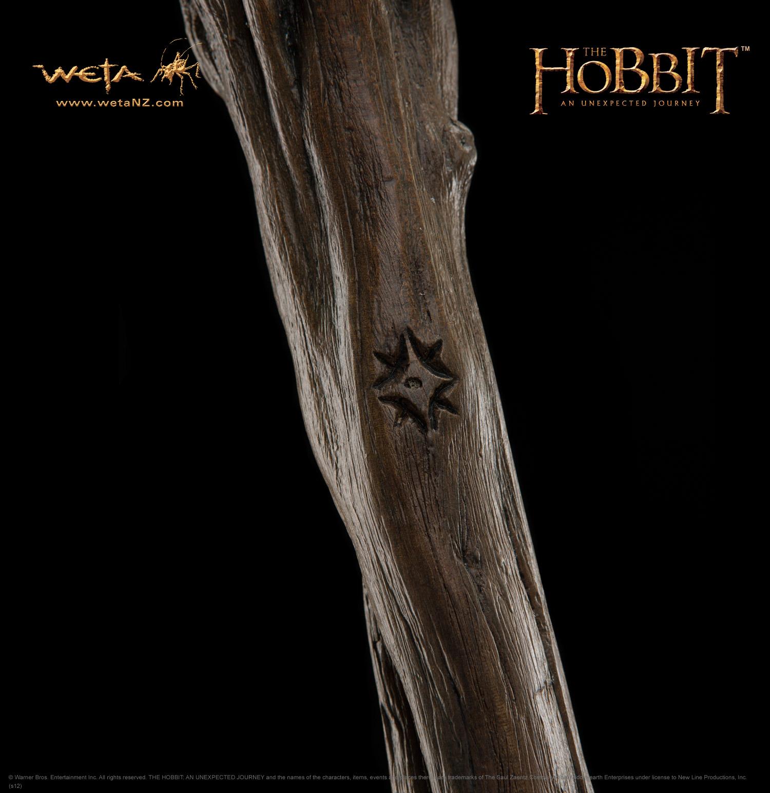 ホビット 思いがけない冒険 灰色のガンダルフの杖 レプリカ