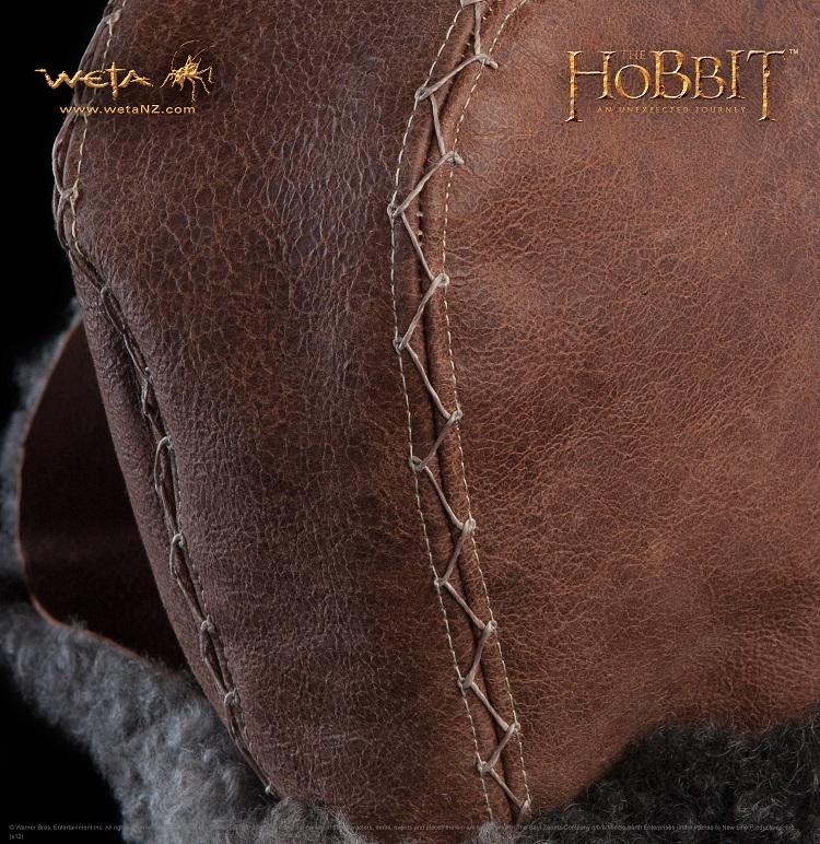 ホビット 思いがけない冒険 ドワーフ ボフールの帽子 レプリカ
