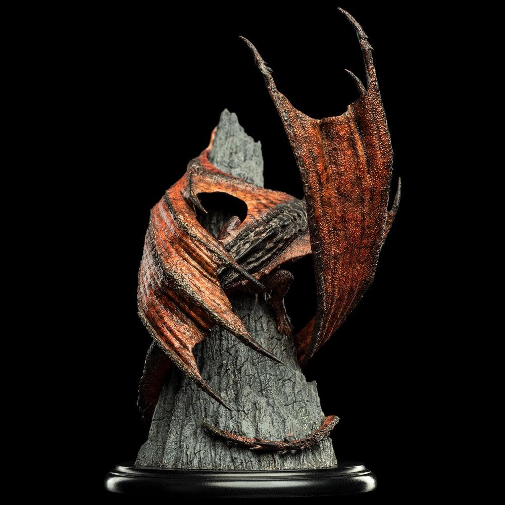 ホビット:竜に奪われた王国 スマウグ (SMAUG™ THE MAGNIFICENT) ミニチュア スタチュー