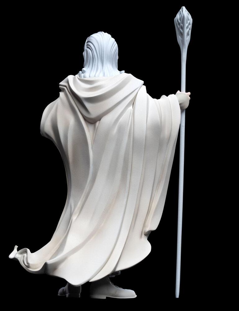 ロード・オブ・ザ・リング: 白のガンダルフ ビニール ミニ ビニール フィギュア