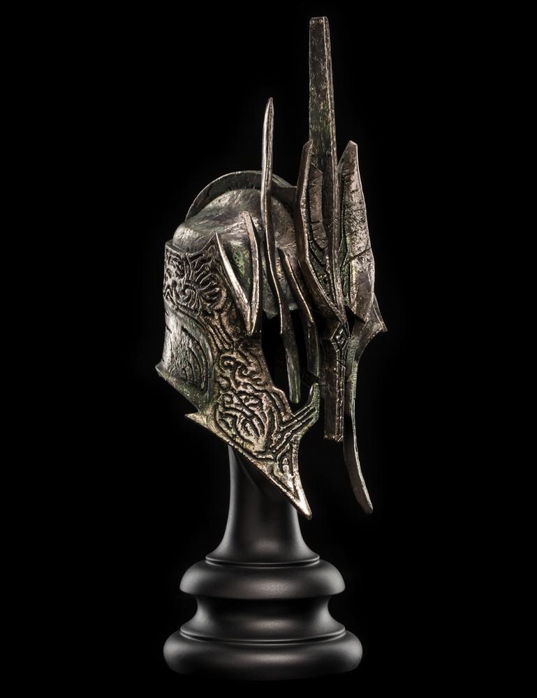 【SPECIAL】ホビット 決戦のゆくえ 指輪の幽鬼のヘルム ミニプロップレプリカ