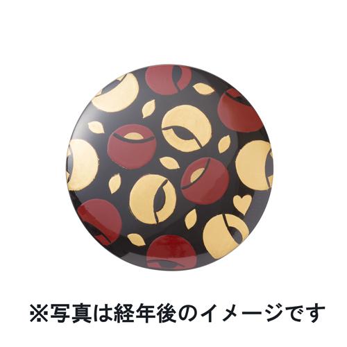 八雲塗の手鏡(株式会社山本漆器店)