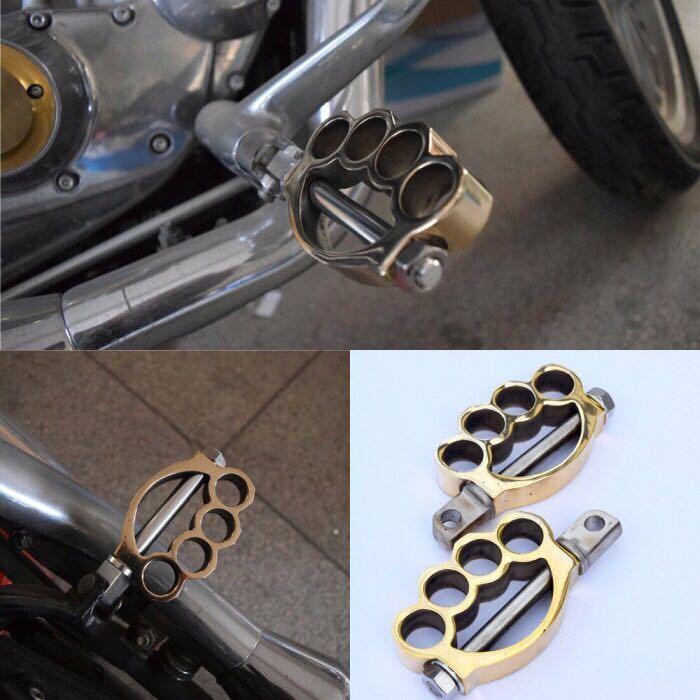 メリケン サック ステップ ペダル ドラスタ ロードキング 650 XS 250 チョッパー ハーレー ボバー 883 エリミネーター アメリカン マグナ