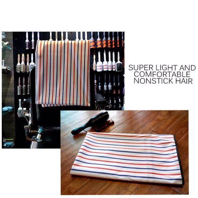バーバー ケープ 高品質  エプロン ロカビリー 美容室 床屋 理容室 barber アメリカ