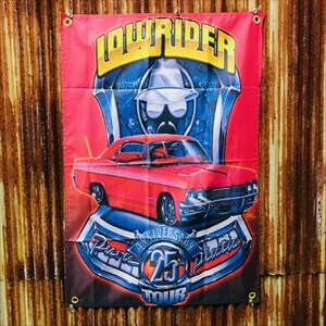 LOWRIDER ローライダー バナー フラッグ BA80