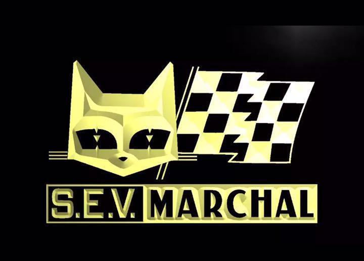 マーシャル LED ライト 看板 照明 旧車 部品 CBX KH GS RZ モンキー