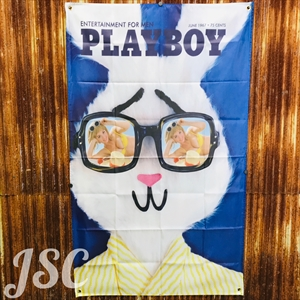 PLAY BOY プレイボーイ バナー フラッグ BA52