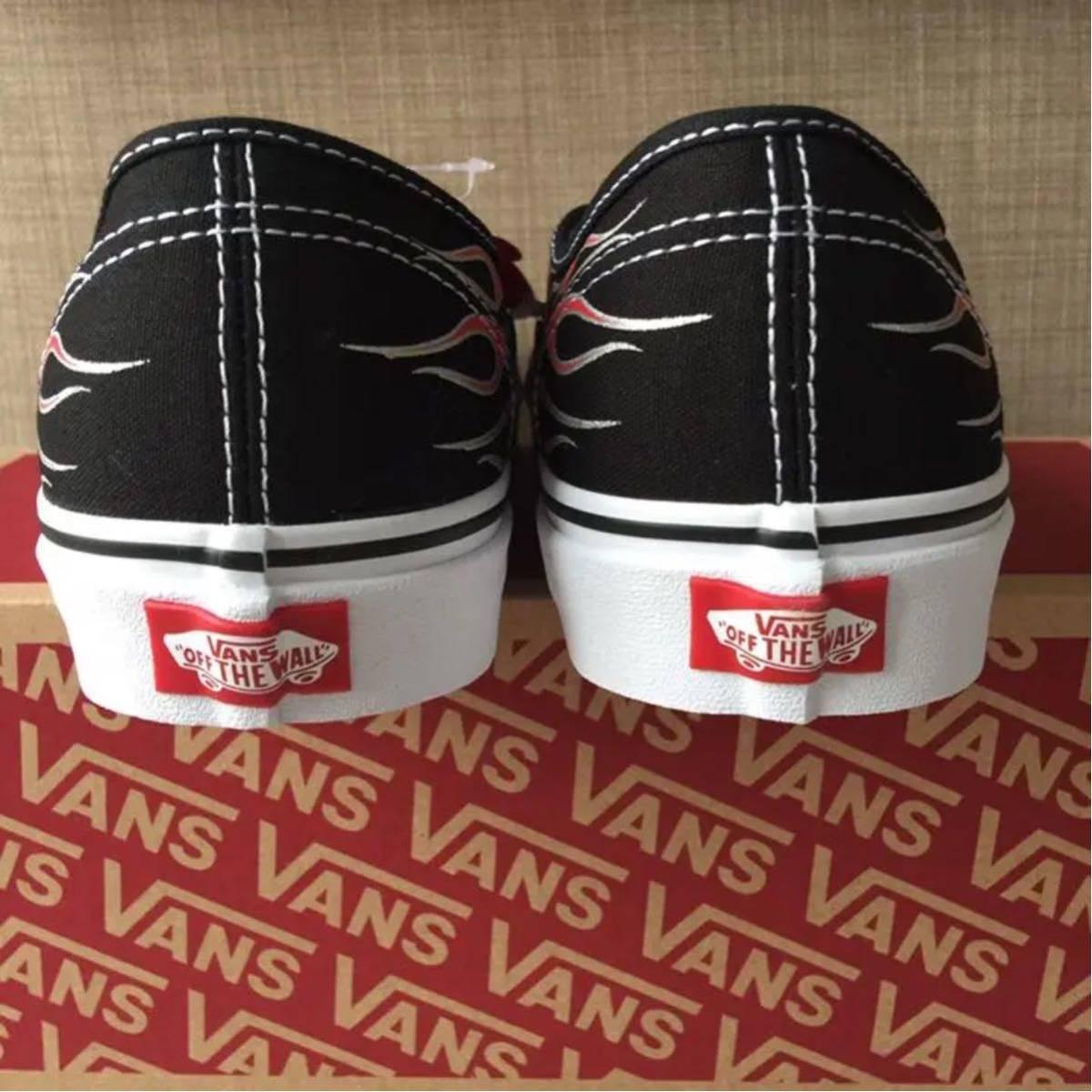 VANS フレイムス ファイヤーパターン 靴 スニーカー ヴァンズ ホットロッド USDM JDM ハーレー トラック ピンスト アメカジ ストリート
