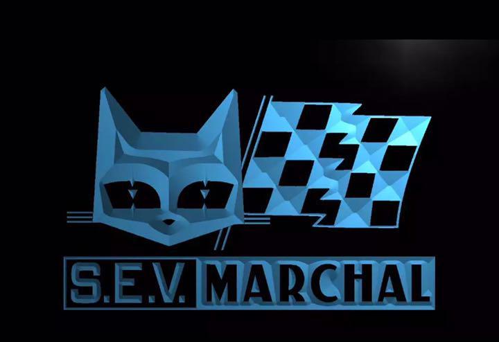 マーシャル LED ライト 旧車 部品 CBX KH GS RZ モンキー