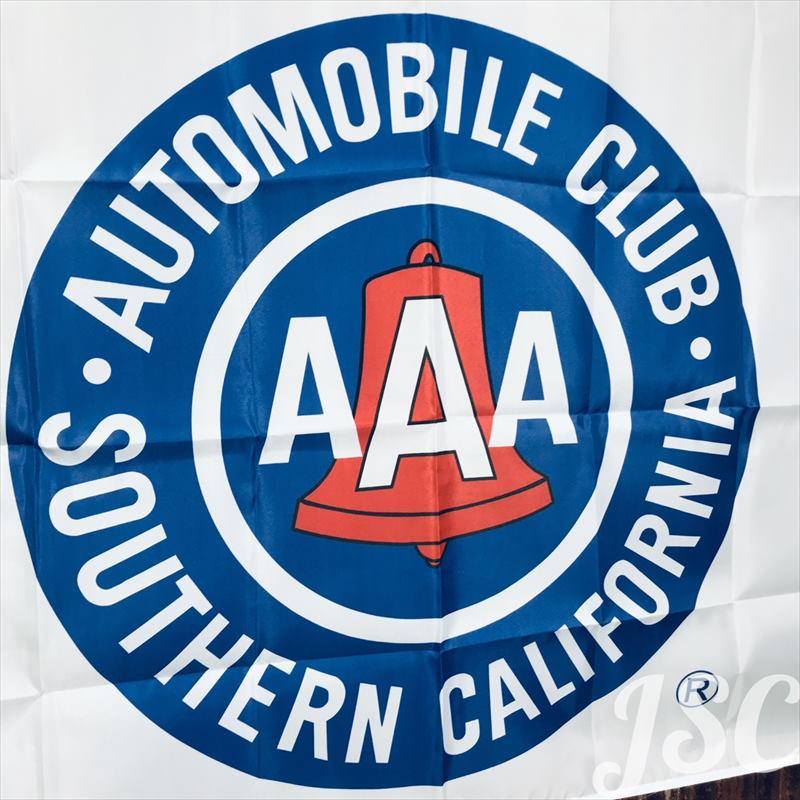 AAA 旗 ライセンス バナー フラッグ BA34