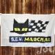 MARCHAL マーシャル バナー フラッグ BJ12