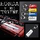 送料無料 ホンダ HONDA VTEC エンジン シビック civic インテグ ブイテック エンジンカバー キーホルダー キーリング メンズ レディース キーチェーン ガレージ DIY ハンドメ
