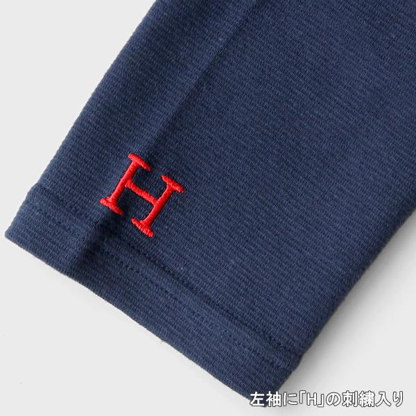 ハリウッドランチマーケット/HOLLYWOOD RANCH MARKET レディースストレッチフライス リラックスフィット長袖Tシャツ オーバーサイズ ゆったり ハリラン 700074062 レディース【1点のみメール便可能】