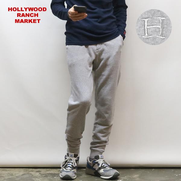 ハリウッドランチマーケット/HOLLYWOOD RANCH MARKET スーパーストレッチスウェットパンツ ジョガーパンツ ハリラン 700086965 メンズ レディース