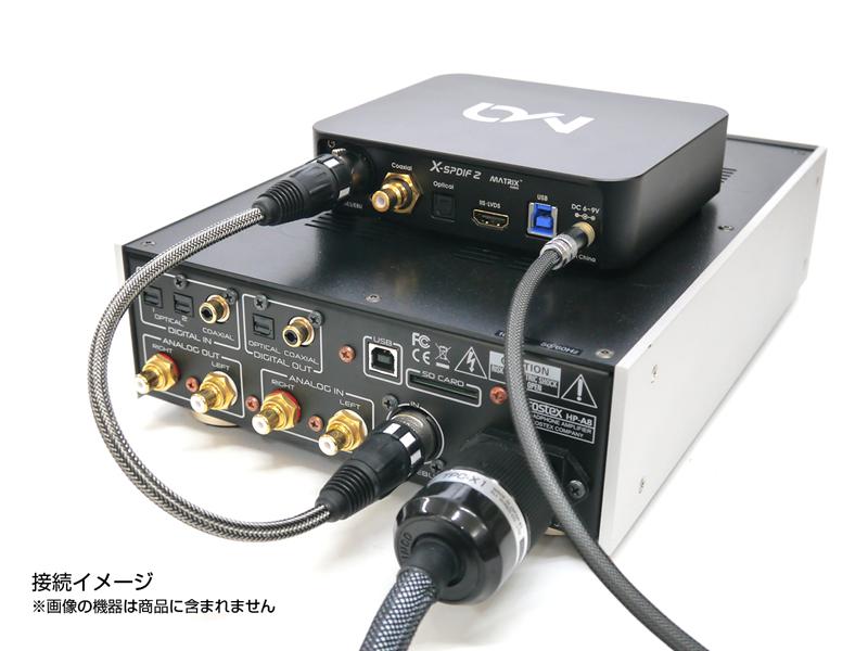 オリジナルAES/EBUケーブル AEC1