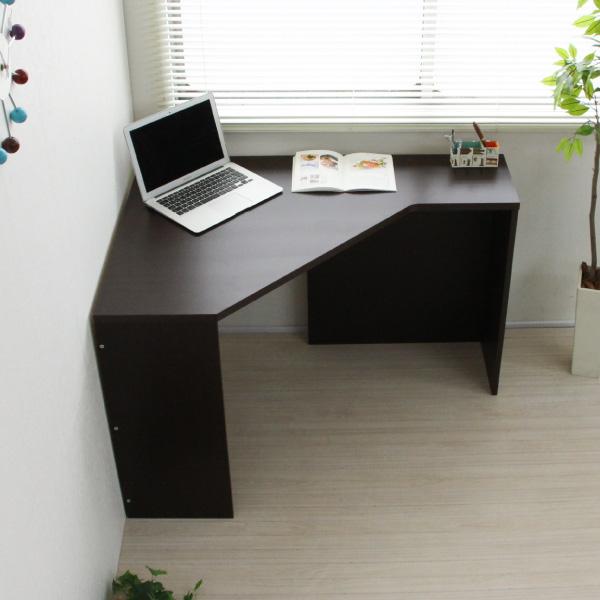 パソコンデスク L字型 オフィスデスク コーナーデスク