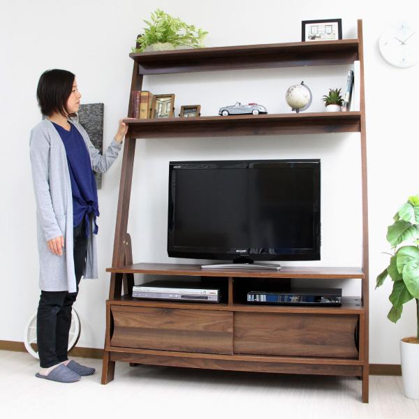 テレビ台 ハイタイプ 壁面収納