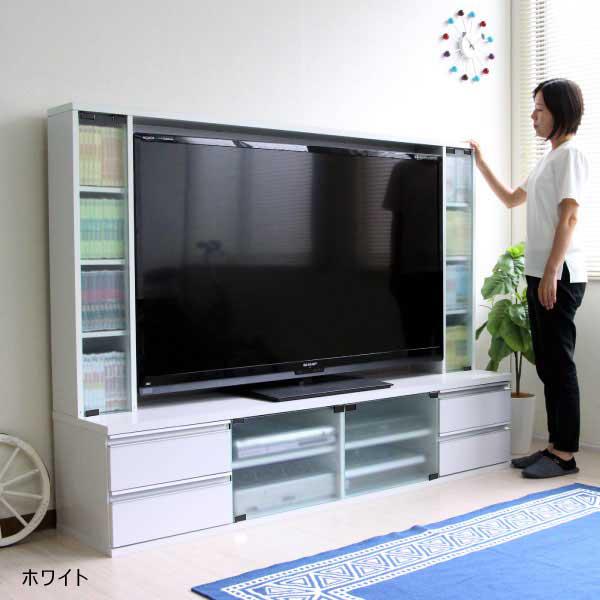 【期間限定 SALE】テレビ台 ハイタイプ 60インチ対応 ゲート型