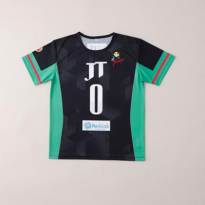 JTサンダーズ (新)レプリカTシャツ 2nd