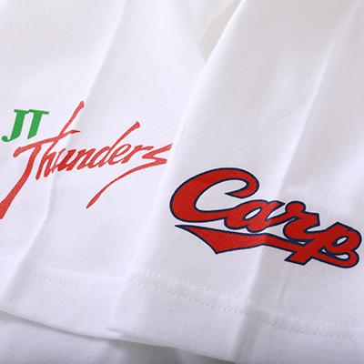 JTサンダーズ×広島東洋カープ ホワイトTシャツ