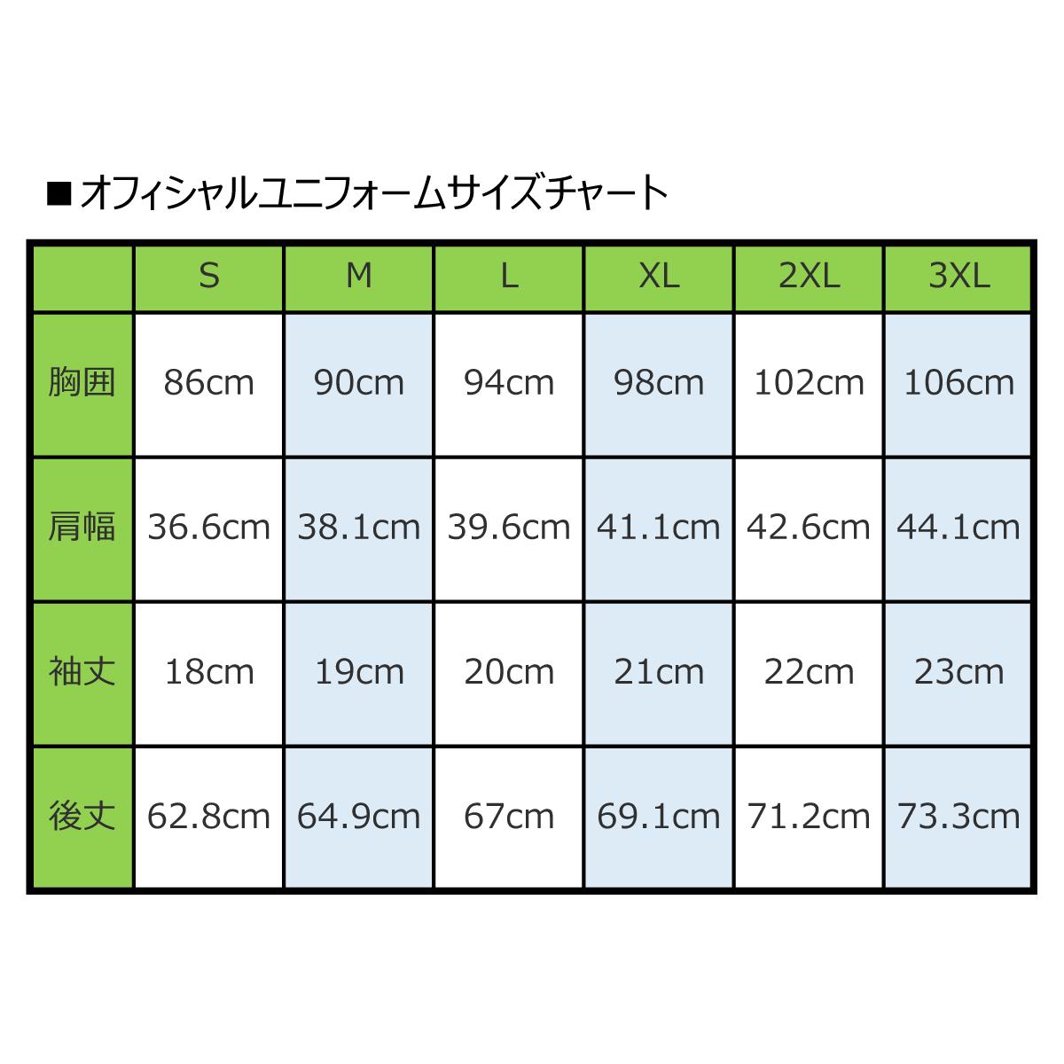 JTサンダーズ広島 オフィシャルユニフォーム/2nd
