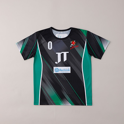 JTマーヴェラス (新)レプリカTシャツ2nd