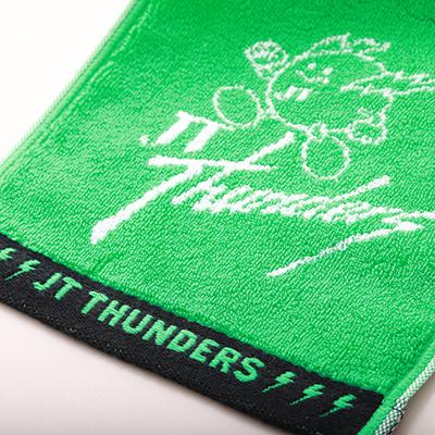 JTサンダーズ マフラータオル(緑)