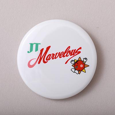 JTマーヴェラス 缶バッジ