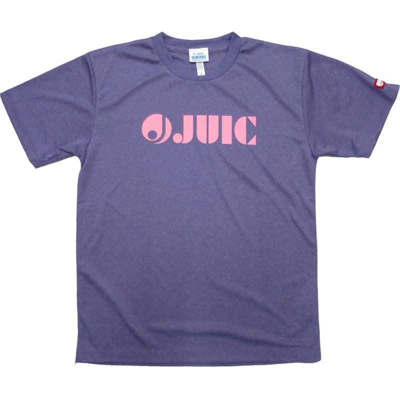 JUICロゴT(メンズ)(ミックスカラー)