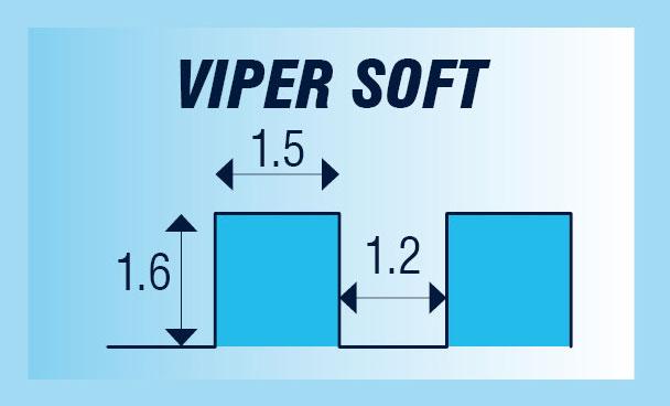 Dr.Neubauerバイパーソフト(VIPER SOFT)