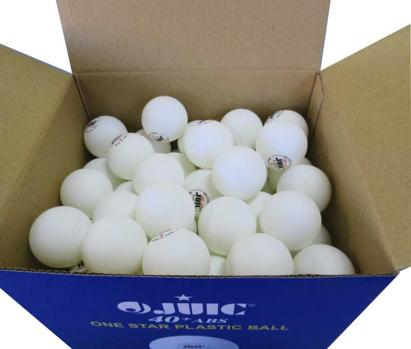 ABSプラスチック1スタートレーニングボール(1箱/100個入)