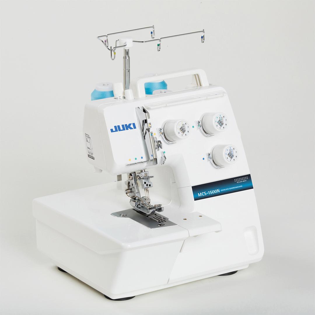 カバーステッチ&チェーンステッチ専用ミシン MCS-1500N 【送料無料】 1年保証
