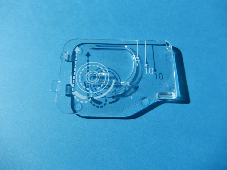 釜カバー/標準針板用 家庭用ミシンHZL-G100B