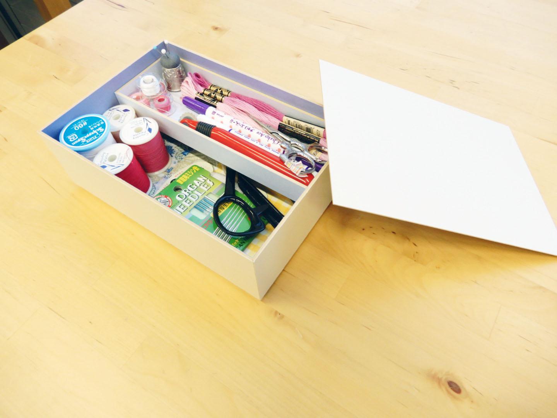 ◆メーカーお取り寄せ◆ JUKIおススメ ✂ -  - おさいほう箱 Sサイズ FUJI -  -