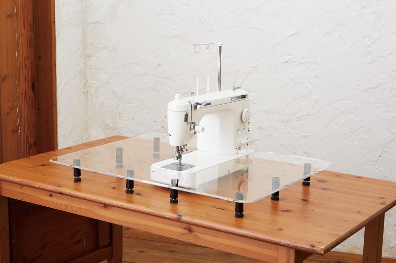【送料無料】 職業用ミシン専用 フリーモーションテーブル SL-300EX