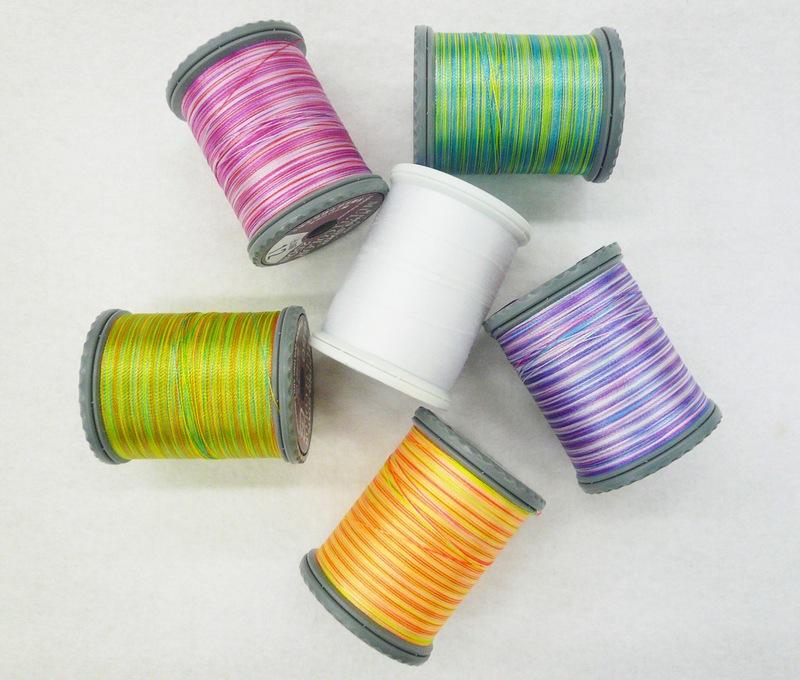 マルチカラー糸セット