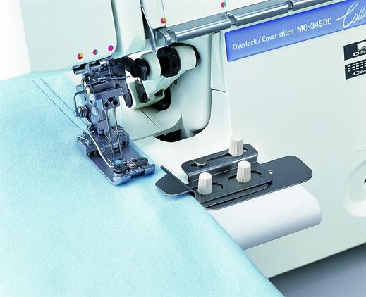 【送料無料】 すそ引き縫い用ガイド ロックミシン (MCS-1500用)