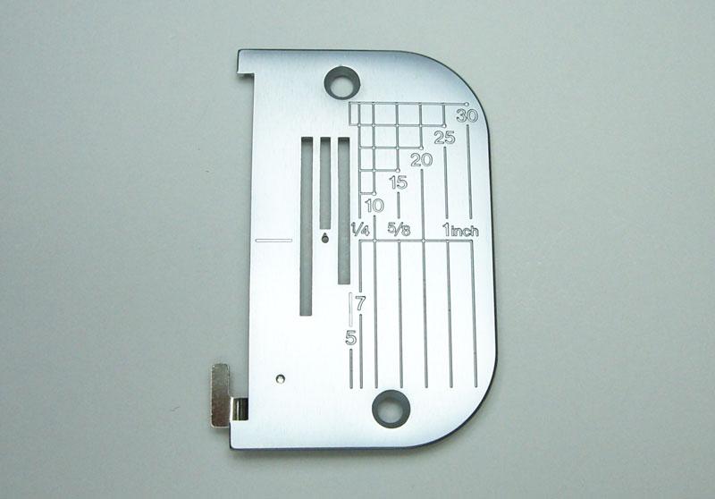 【送料無料】 薄物用針板 職業用ミシン TL-30DX