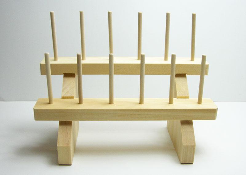 12本糸立台