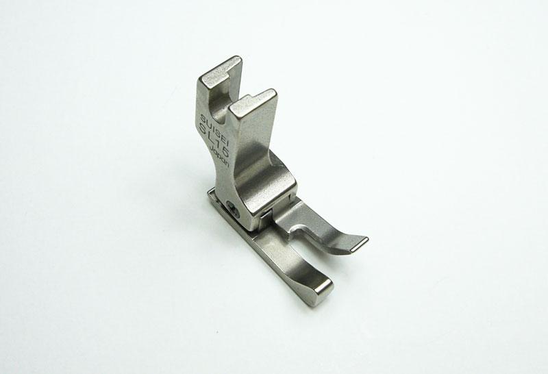【送料無料】 左段付き押え(1.5mm) 職業用ミシン